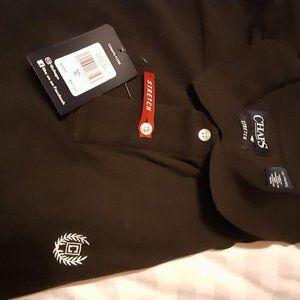 NEW Chaps Button Down Golf Shirt XL